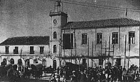 Mercado plaza 1920ca